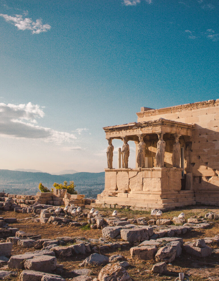Why refer to Ancient Greece